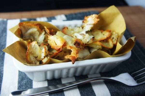 Chips di tuberi